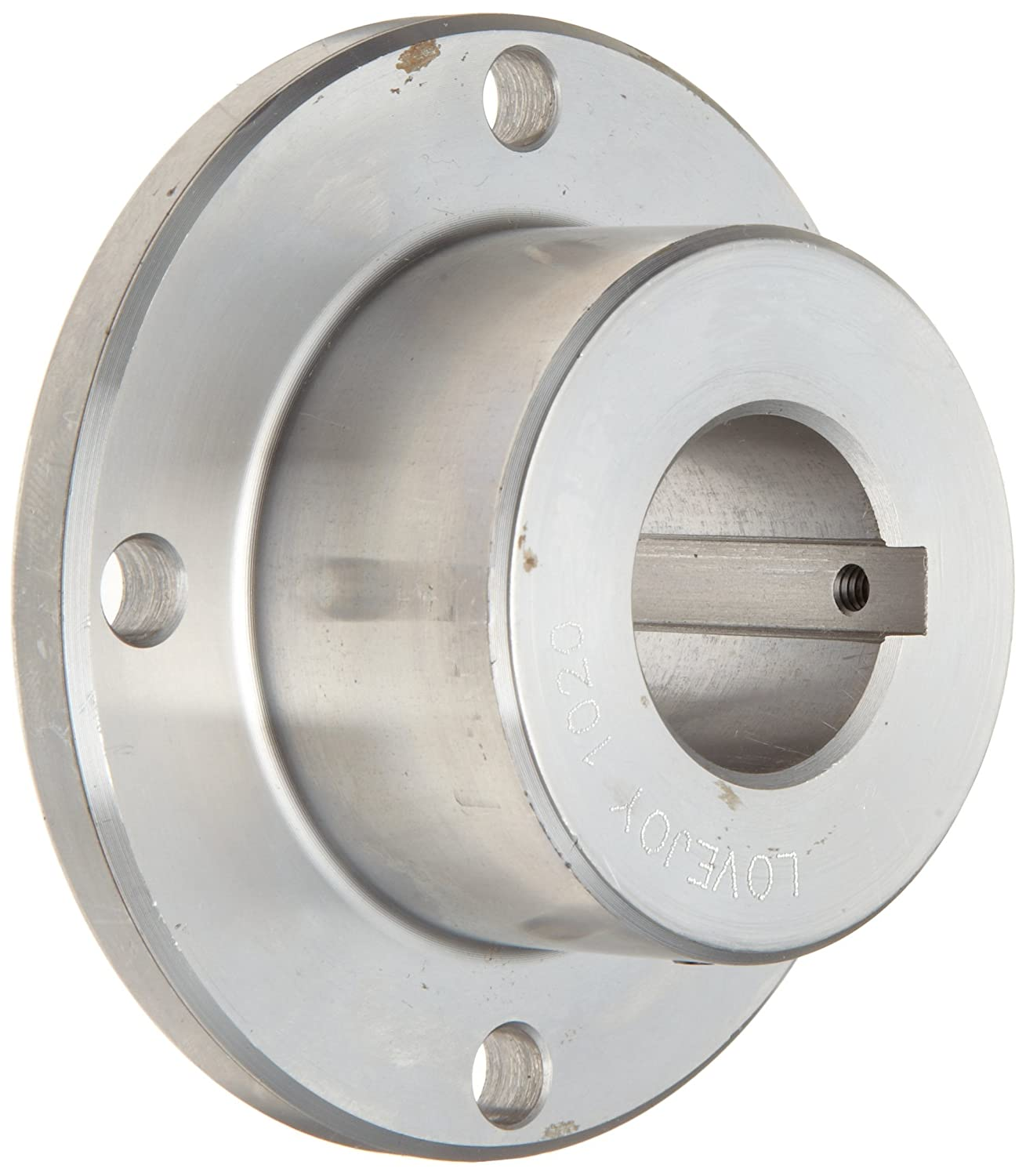 Metric 4543 ft-lb Maximum Transmissible Torque 80 mm shaft diameter x 120mm outer diameter of shaft locking device Lovejoy 1350 Series Shaft Locking Device
