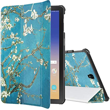 TiMOVO Samsung Galaxy Tab S4 10 5 Case, Ultra Slim-Shell Stand Cover Case  with Auto Wake/Sleep Function for Samsung Tab S4 10 5 Inch (Model SM-T830 /