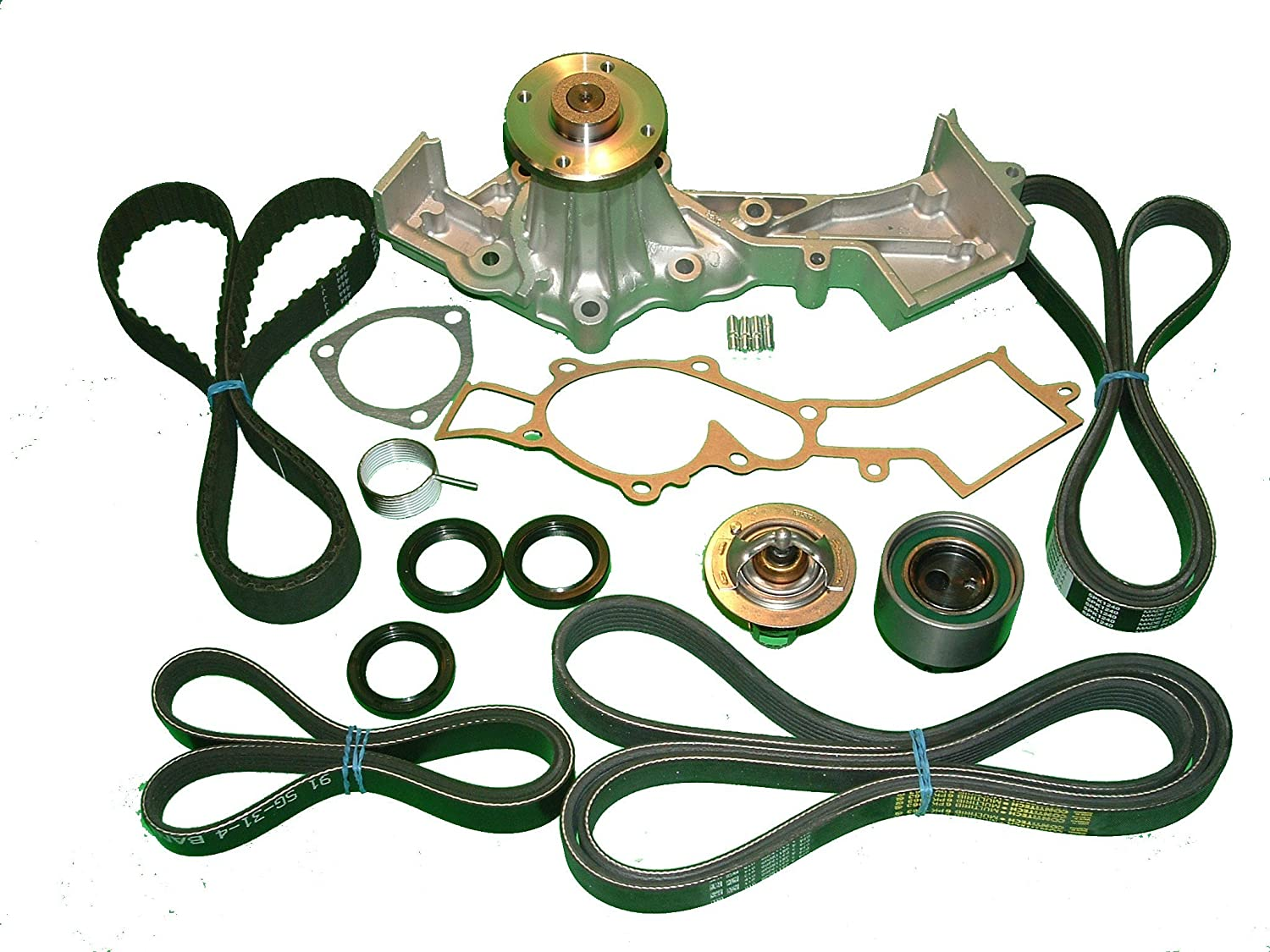 Amazon.com: TBK Timing Belt Kit Nissan Frontier 2001 to 2002 V6: Automotive