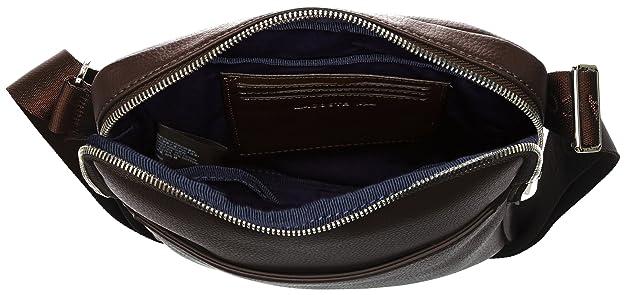 Lacoste Access Premium, Sac Bandouliere Homme, Marron (Chocolate Brown),  3.5x26x20 d437b4cd3bc7