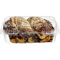 Chocolate Babka Bread |Hungarian Chocolate Babka Cake | Dairy, Nut & Soy Free | Fresh & Delicious | 16 oz Stern's Bakery