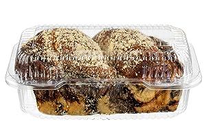 Chocolate Babka Bread | Chocolate Babka Cake | Babka Bread | Dairy & Nut Free | Fresh & Delicious | 16 oz Stern's Bakery (Chocolate Babka)