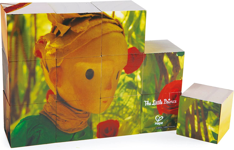 Amazon.com: Hape – El Principito doce bloques de madera ...
