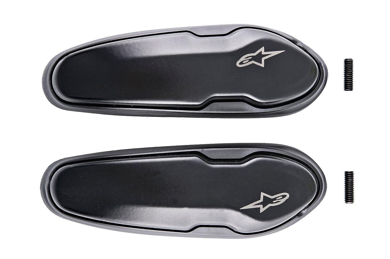 Alpinestars Supertech R Toe Slider W//Screws And Hexagonal Key Nero OS