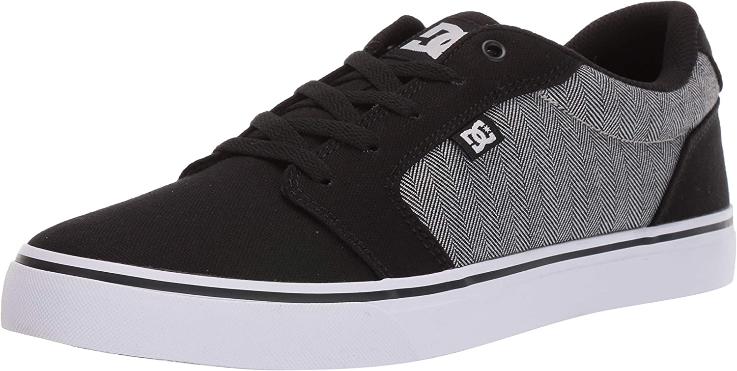 DC Men s Anvil Tx Se Skate Shoe