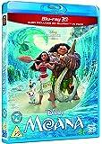 Moana [Blu-ray 3D]