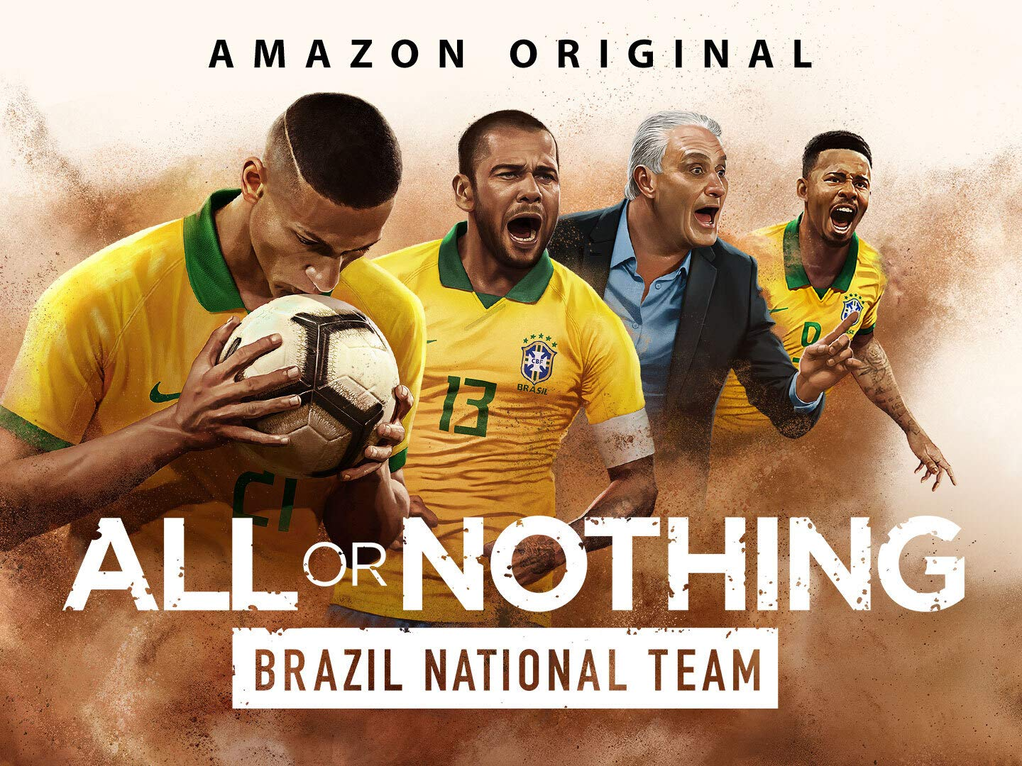 Watch All Or Nothing Brazil National Team Prime Video