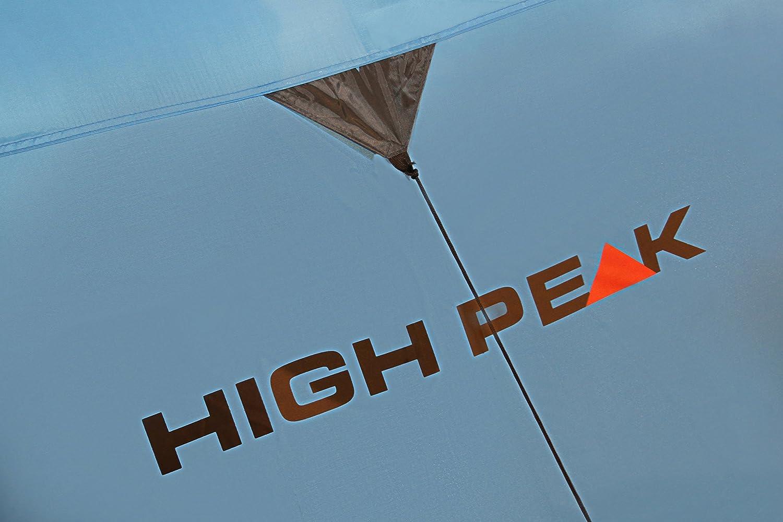 High Peak Texel 3 – Color Tienda de campaña, Color – Azul/Gris, l dde089