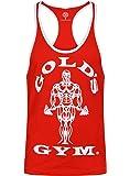 Gold's Gym, Muscle Joe Contrast Vest, Tank Top, Herren