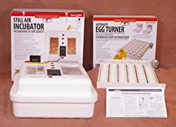 Little Giant 9300 Basic Egg Incubator Combo Kit