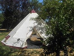 skandika tipii 300 tente tipi indien sports et loisirs. Black Bedroom Furniture Sets. Home Design Ideas