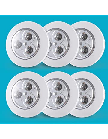 Hearty Mini Wall Light Car Kitchen Cabinet Light 3 Led Wireless Push Touch Lamp High Quality And Inexpensive Furniture