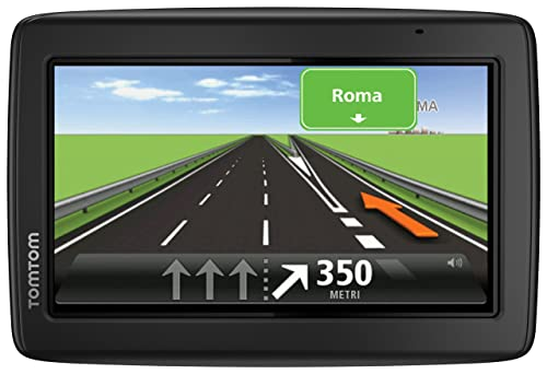 tomtom start 25 5 sat nav with europe maps lifetime map. Black Bedroom Furniture Sets. Home Design Ideas