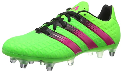 reputable site 5af01 af0b3 adidas Men's Ace 16.2 Sg Football Boots: Amazon.co.uk: Shoes ...