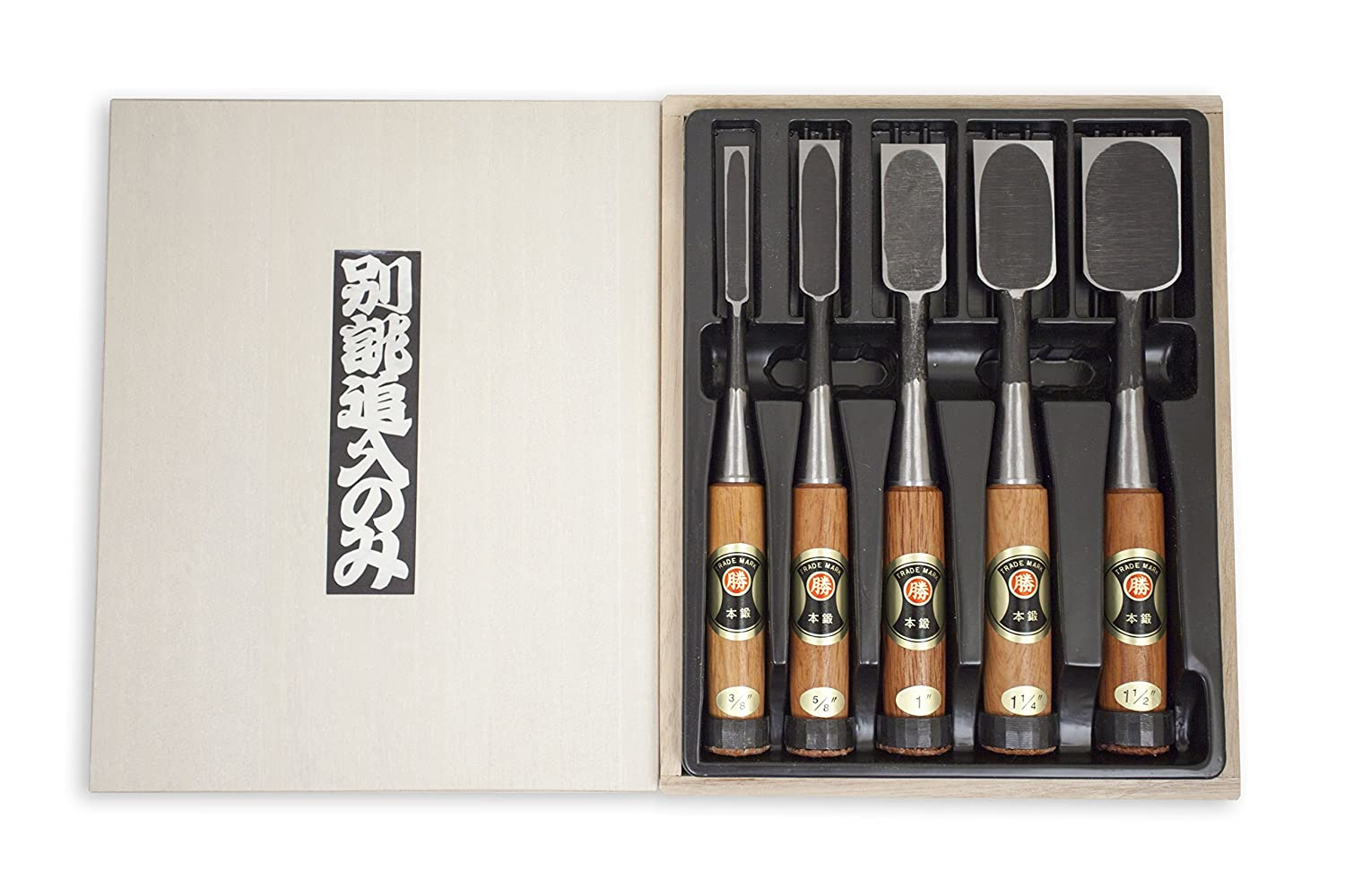 Top 10 Best Japanese Chisels Under $100 (2020 Reviews) 4