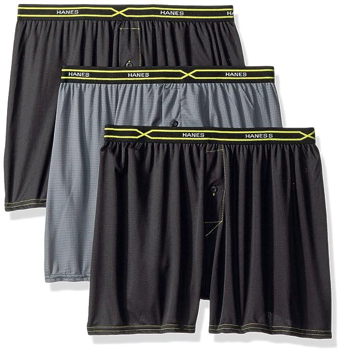 Hanes Hombres Shorts Tipo Calzoncillo - Multi -