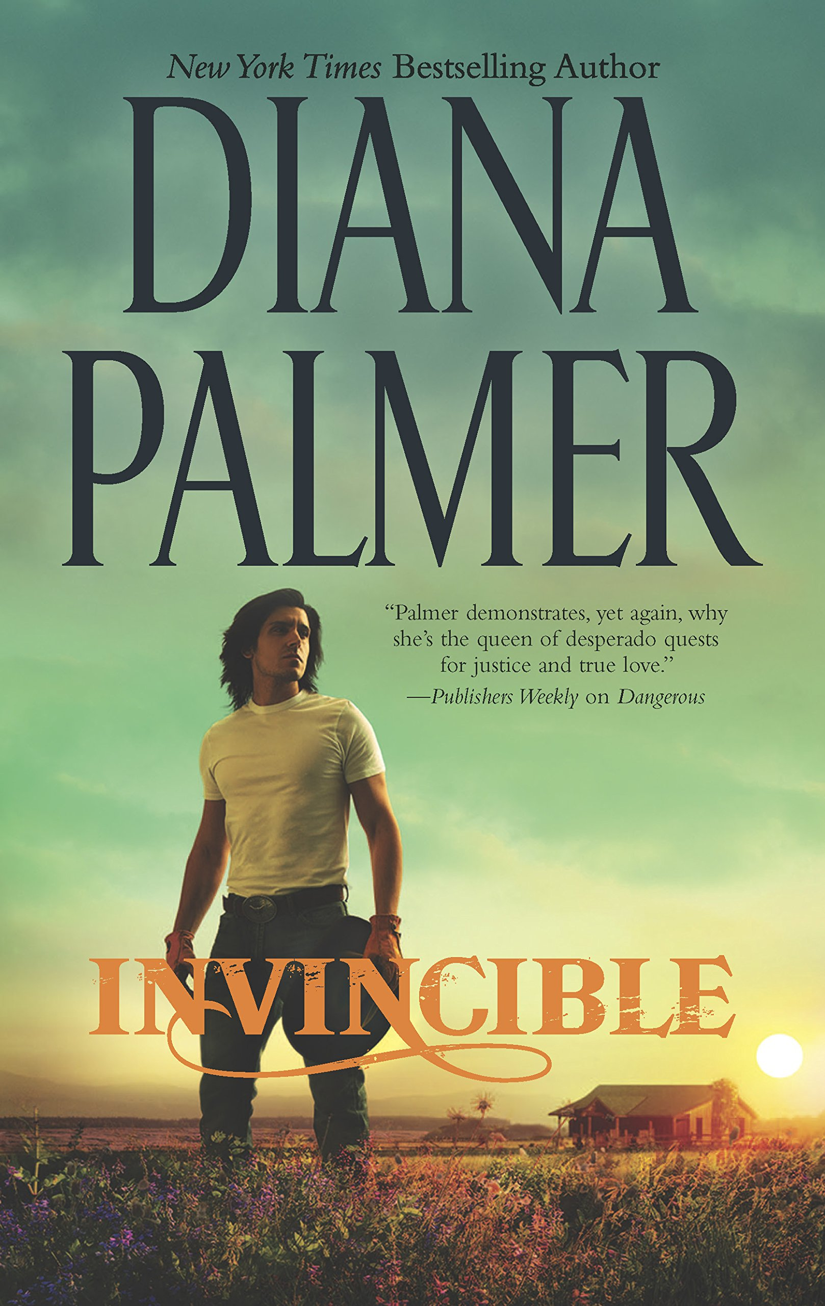 Invincible (Long, Tall Texans) by HQN Books