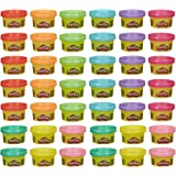 Play-Doh Handout 42-Pack of 1-Ounce Non-Toxic Modeling Compound for Kid Party Favors, Trick or Treat, Classroom Prizes, Schoo