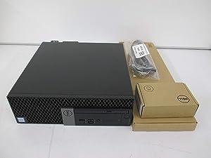 Dell OptiPlex 7070 Desktop Computer - Intel Core i5-9500 - 8GB RAM - 1TB HDD - Small Form Factor