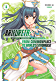 Arifureta: From Commonplace to World's Strongest Volume 4 (English Edition)