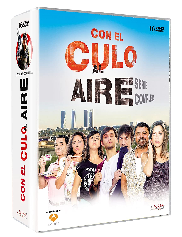 Con el culo al aire (Serie completa) [DVD]: Amazon.es: Paco ...