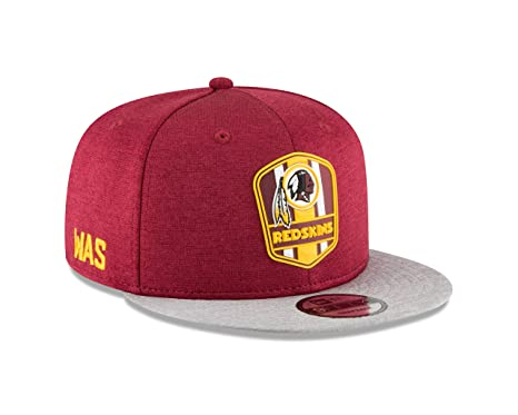 fashion style more photos professional sale Amazon.com : New Era Washington Redskins 2018 NFL Sideline ...