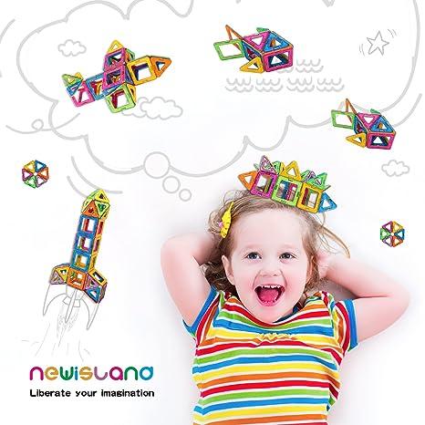 Workbook ay sound worksheets : Amazon.com: Newisland 40-Pcs Magnetic Blocks Set Kids Magnetic ...