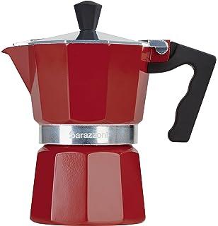 Oroley - Cafetera Italiana New Dakar | Aluminio | 1 Taza | Cafetera Vitrocerámica, Fuego y Gas | Estilo Tradicional: Amazon.es: Hogar