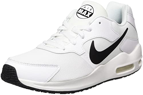 buy popular 9cc33 5fdb8 Nike Mens Air Max Guile Shoe, 916768-100 WhiteWhite-Black 8. 5 Buy  Online at Low Prices in India - Amazon.in