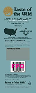 product image for Taste of The Wild Grain Free High Protein Dry Dog Food Appalachian Valley Small Breed - Venison