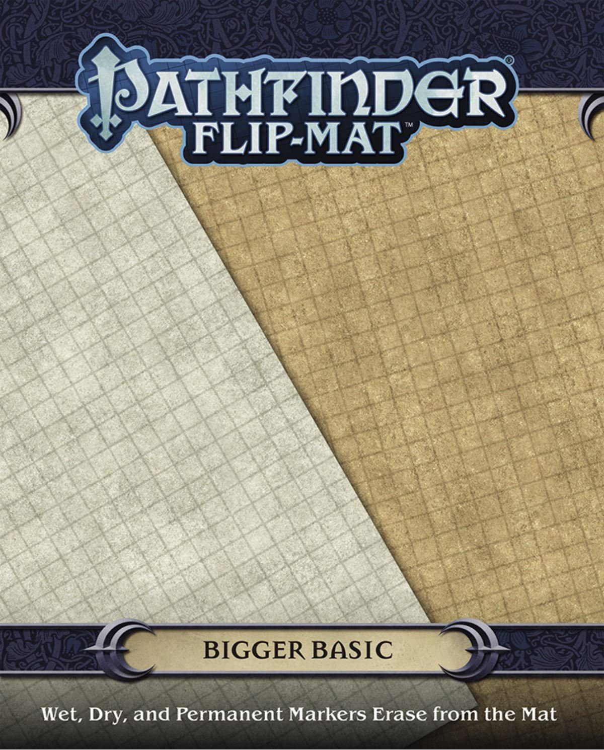 Pathfinder Flip-Mat: Bigger Basic