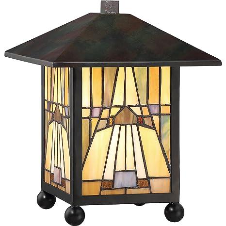 Amazon.com: Quoizel Inglenook – Lámpara de computadora ...