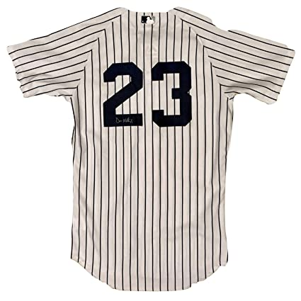 the latest 46bf2 f43bd DON MATTINGLY AUTOGRAPHED Hand SIGNED New York YANKEES ...