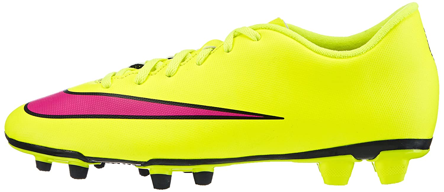 new product a63eb b3c29 Nike Mercurial Vortex II Fg, Men s Football Competition Shoes   Amazon.co.uk  Shoes   Bags