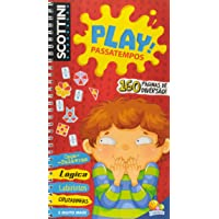 Scottini play! Passatempos - Volume único