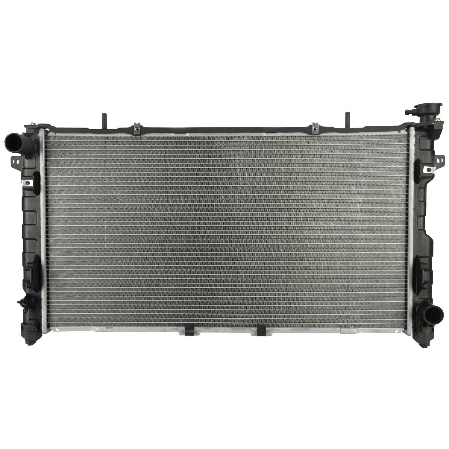Klimoto Brand New Radiator fits Dodge Grand Caravan Chrysler Town & Country 2001-2004 3.3L 3.8L V6 CH3010162 CH3010277 4809225AC 4809225AE Q2311 CU2311 RAD2311 DPI2311