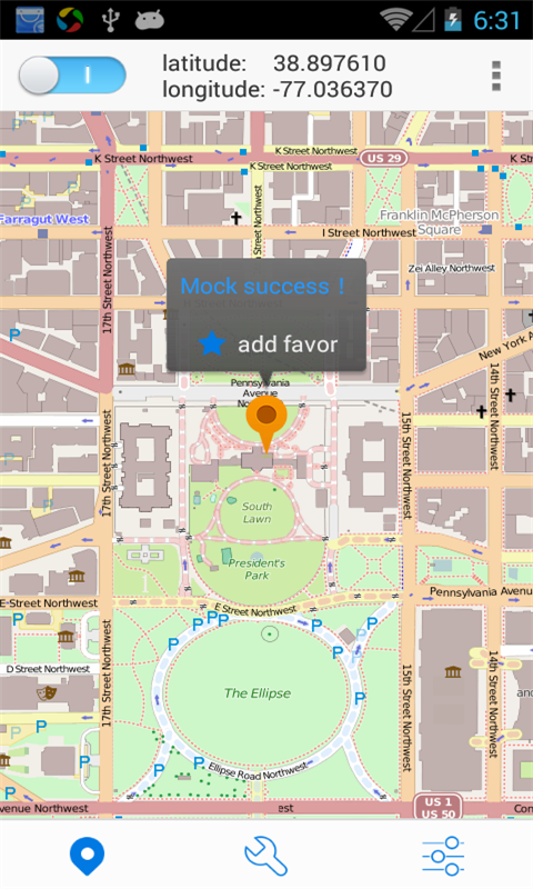 AnyLocation(Fake GPS)