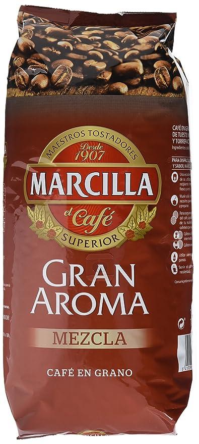 Marcilla Café en Granos de Mezcla - 1 Kg