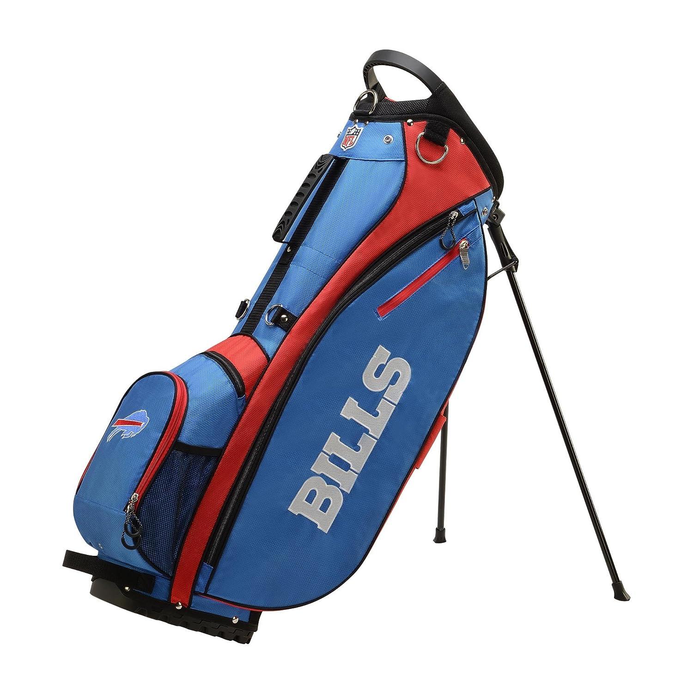 贅沢屋の (Buffalo (Buffalo Bills) NFL - Wilson 2018 NFL Bag Carry Golf Bag B073JC1JHC, ウィッグカラコン@ぐらっちぇ:000b1c1d --- vanhavertotgracht.nl