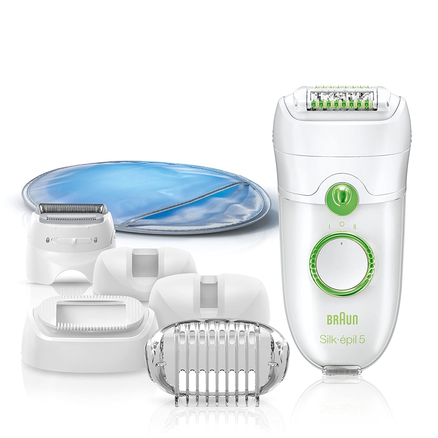 Epilators And Accessories Philips Epilator Bre630 Electric Lady Shaver Shaving Wet Dry Dual Stripper
