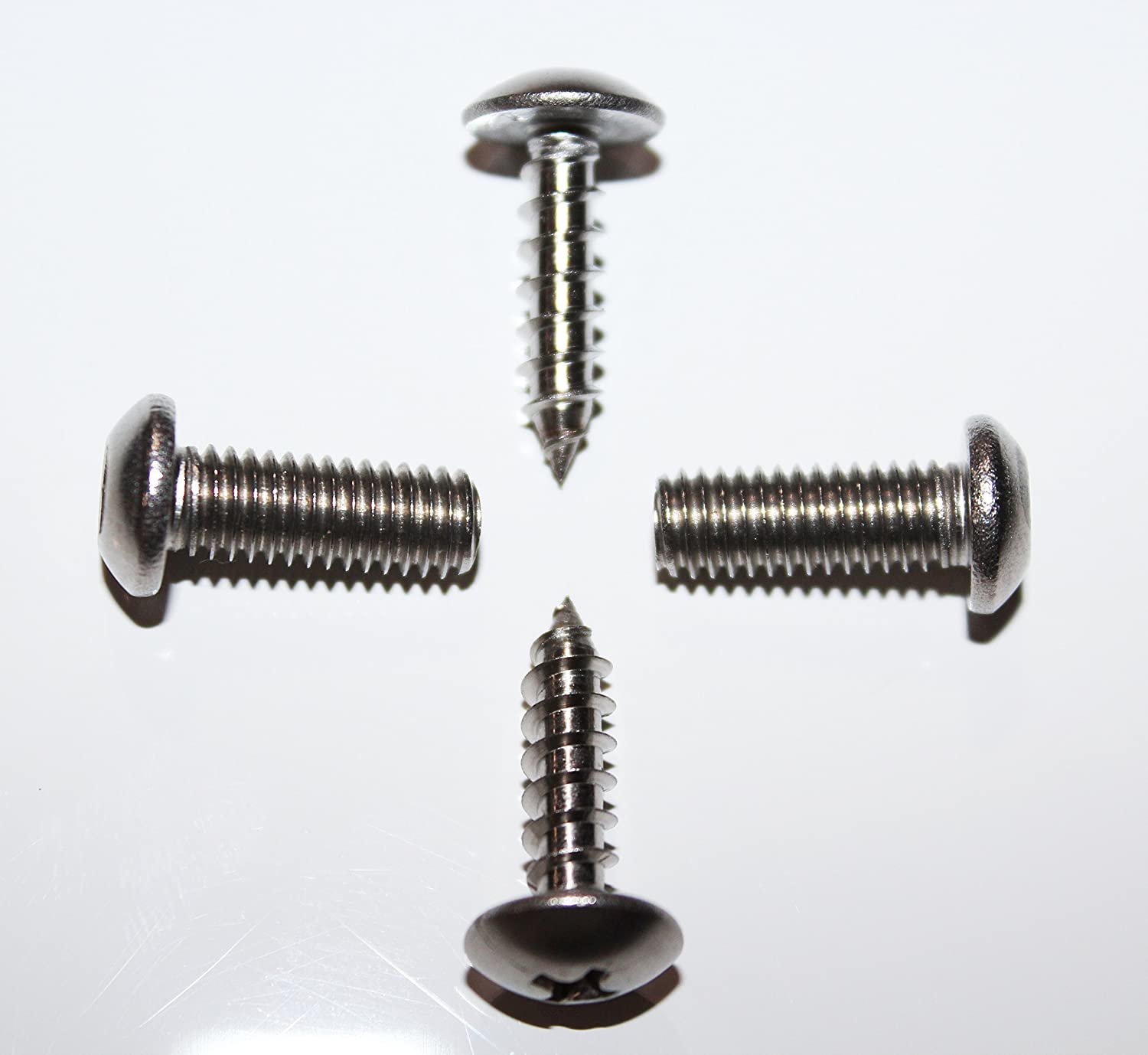 HPP OE License plate Stainless Steel Screws for All Audi models from 1980-2015