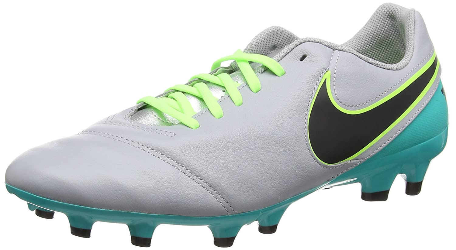 Nike メンズ B004P4XTRS10.5 D(M) US|Wolf Grey, Black, Clear JadeWolf Grey, Black, Clear Jade10.5 D(M) US