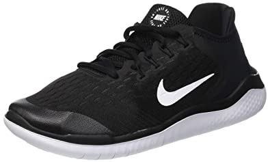 new products 21fd6 c78d2 Nike Boy's Free RN 2018 Running Shoe
