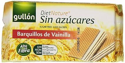 Diet Nature Barquillos de Vainilla, Sin Azúcares - 70 g