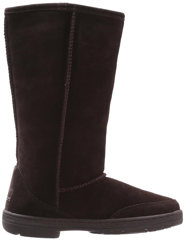 BEARPAW Women's B01MZBHPHO Meadow Mid Calf Boot B01MZBHPHO Women's 36 M EU Chocolate 4078d0
