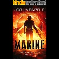 Marine (Terran Scout Fleet Book 1)
