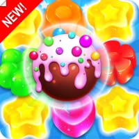 Candy World - Candy Soda Match 3 Games Free Puzzle for kids and adults