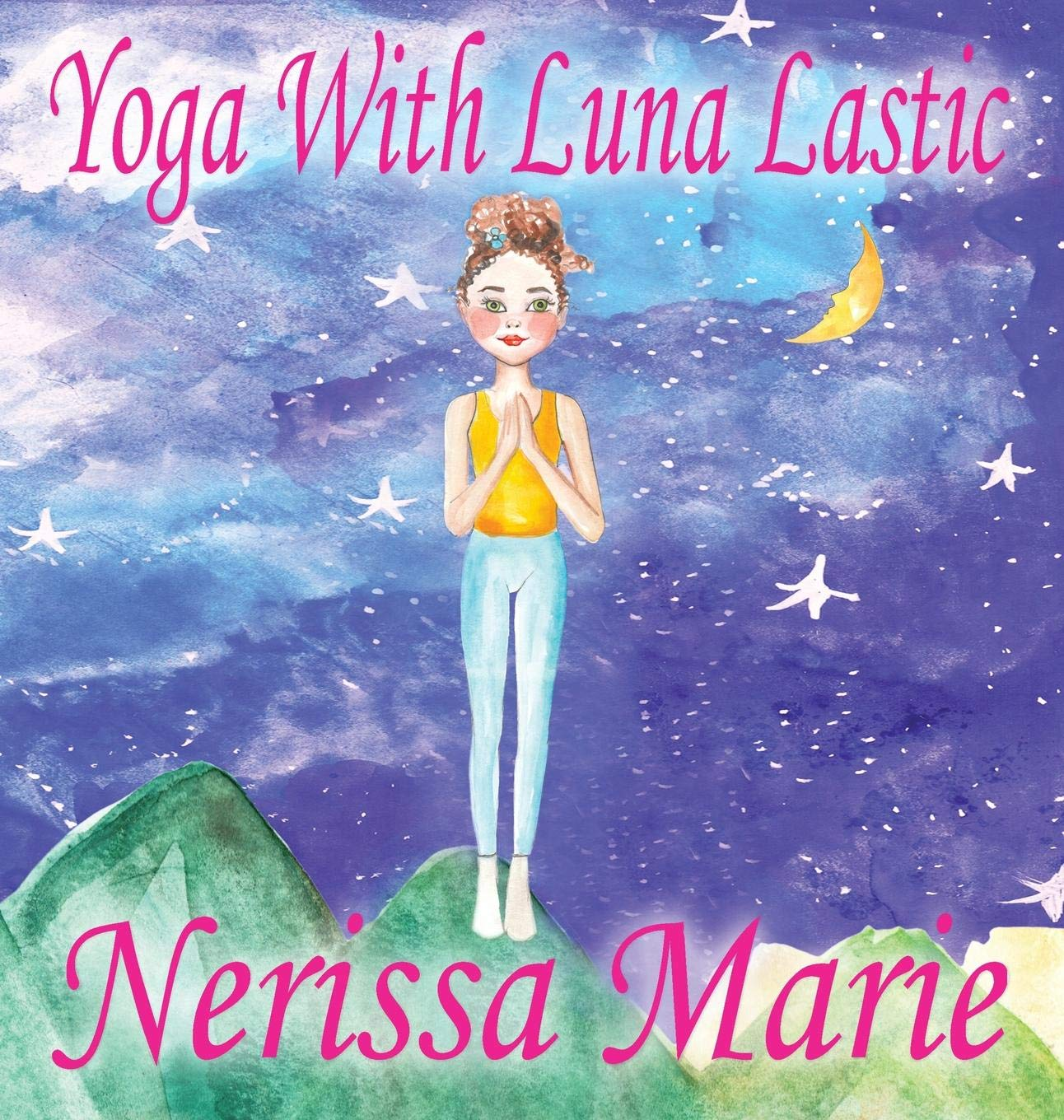 Yoga With Luna Lastic Inspirational Yoga For Kids, Toddler ...