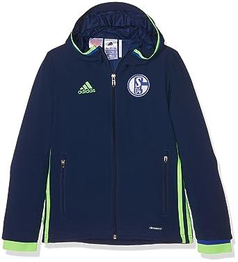 adidas Jungen Schalke 04 Shorts