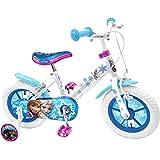 "Stamp - Vélo  - Disney Frozen / La Reine Des Neiges - 12"""